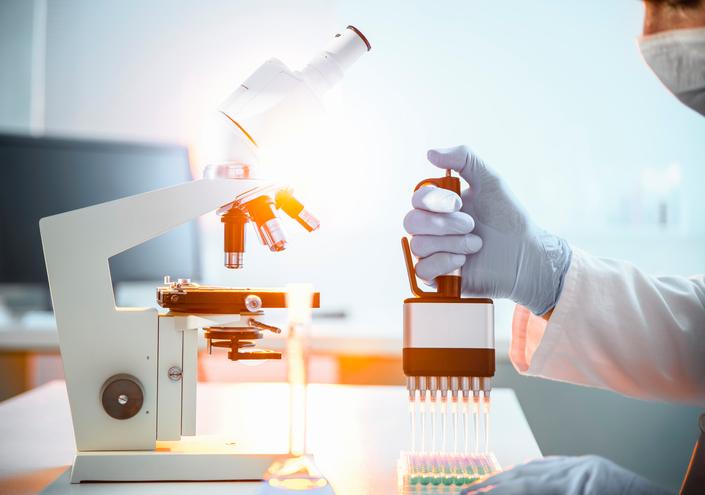 Investigational drugs study